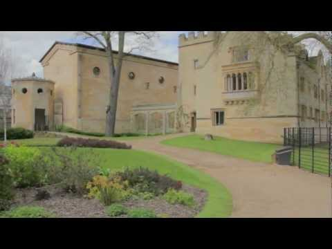 Tour: Magdalen College, University of Oxford