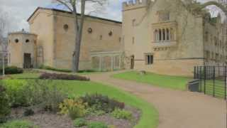 Tour: Magdalen College, Oxford