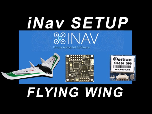 iNav Naze32 GPS setup for Fixed Wing - FX61 CLI Dump