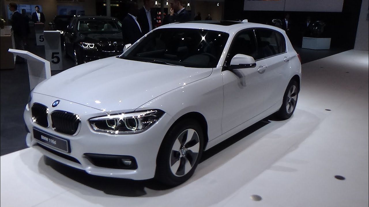 2016 bmw 116d geneva motor show 2015 youtube. Black Bedroom Furniture Sets. Home Design Ideas