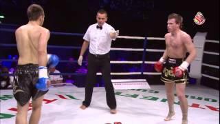 Maxim Smirnov VS Michal Krcmar