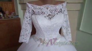 Видеообзор свадебного платья коллекции 2016 года от интернет-магазина ya-nevesta.com