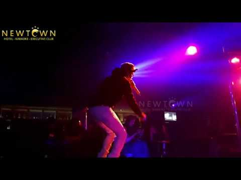 RADJA - MALAIKAT CINTA LIVE @NEWTOWN EXECUTIVE CLUB JAKARTA