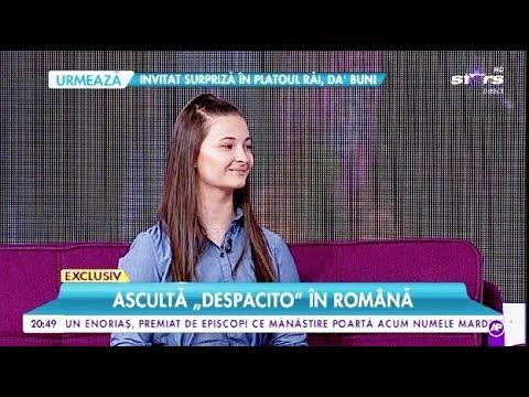 Cătălina Gheorghiu, cea mai virală adolescentă de pe internet, pentru prima oară la TV