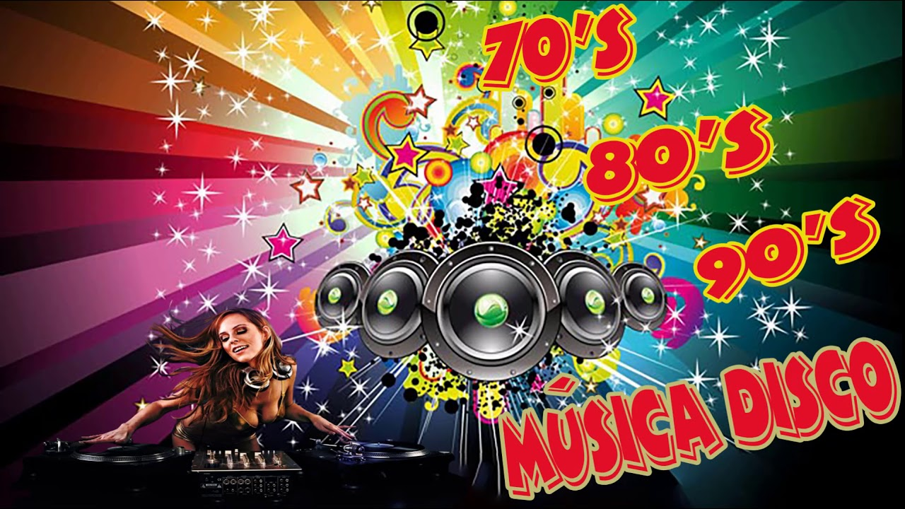 La Mejor Música Disco De Los 70 80 90 90 Legends Golden Eurodisco Megamix Youtube