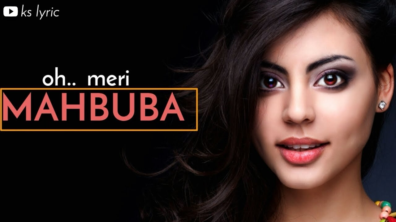 Download MEHBOOBA(whatsapp status)video 2019 |fukrey returns| ks lyric.