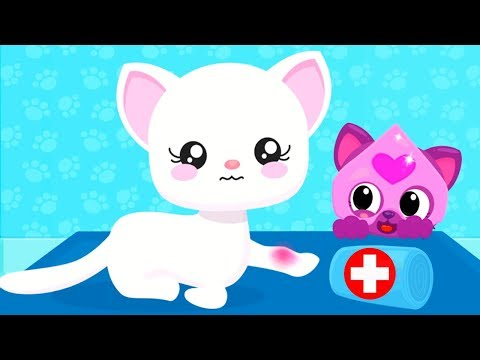 Cute & Tiny Superheroes - Brave Pet Heroes To The Rescue - Play Fun Pet Care Games For Kids