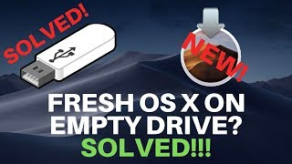 using New Disk Utility to Install OS X El Capitan