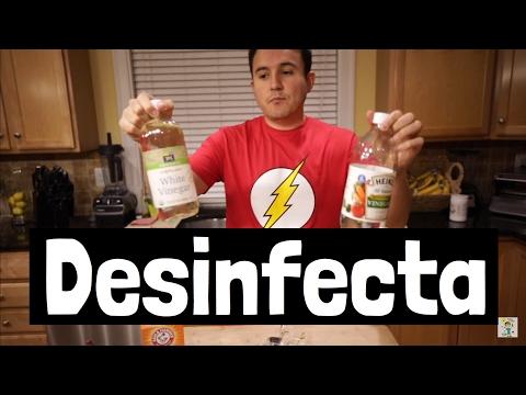 Como Desinfectar las Verduras