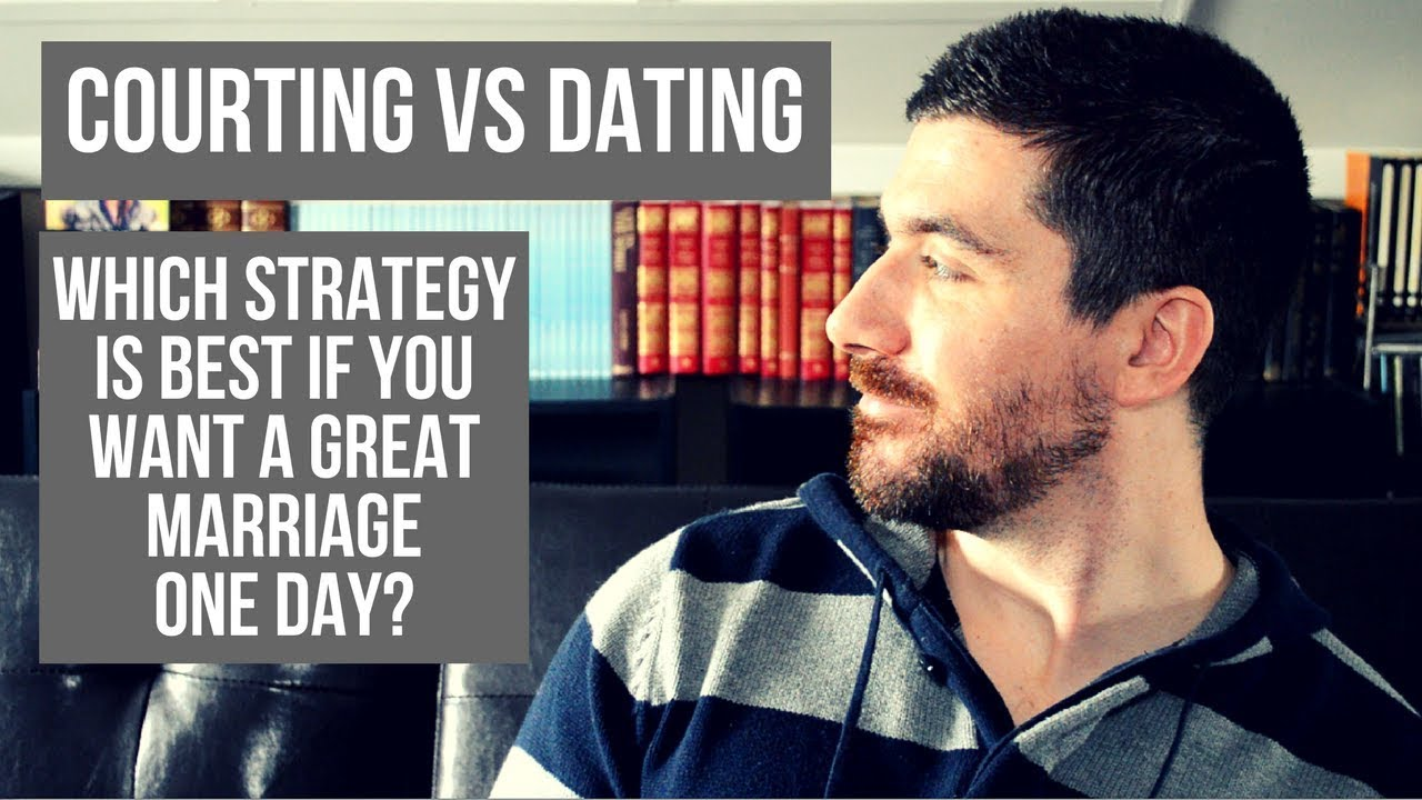 Christian courting vs dating