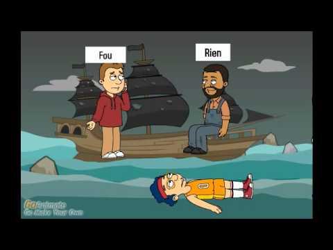 blague de toto sur un bateau