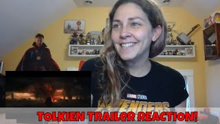 TOLKIEN Official Trailer REACTION And Review!