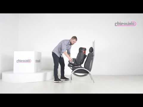 Chipolino Столче за кола Орбит Изи Мока #8jmxH6xPDTY