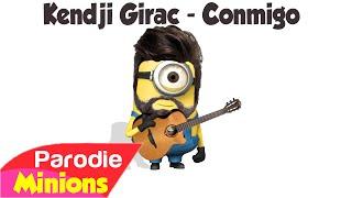 (Parodie Minions) Kendji Girac - Conmigo