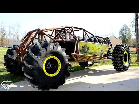 THE OUTLAW COMPILATION WORLDS BADDEST FULL INDEPENDENT SUSPENSION ROCK BOUNCER