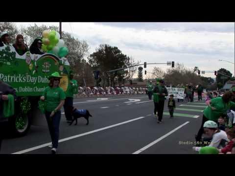 2017 St  Patricks Day Parade - Dublin, CA