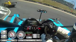 Atomise Juno Sports Racing Car at NZ Sports Cars/ Formula Open Race 3  Jan 2020
