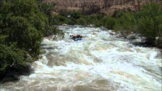 The Thunder Run on The Kern River