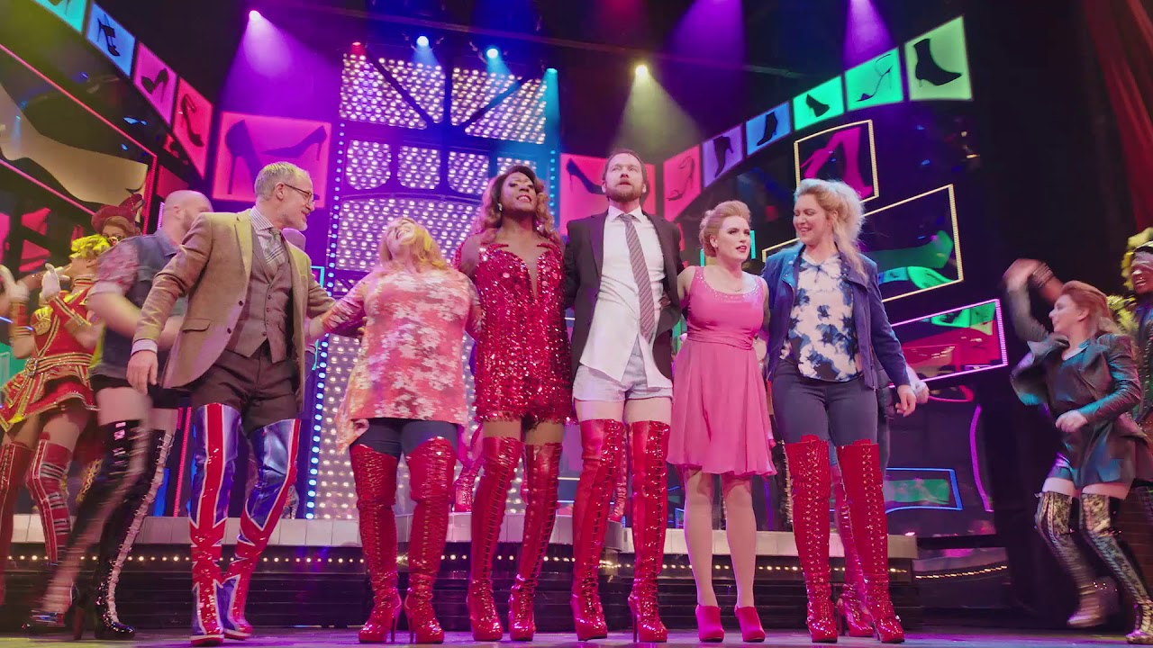 Kinky Boots The Musical Cinema Trailer Youtube