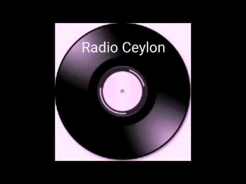 Radio Ceylon - 28.Feb.18 - Ek Hi Film, Chitralekha 1964, ke Geet