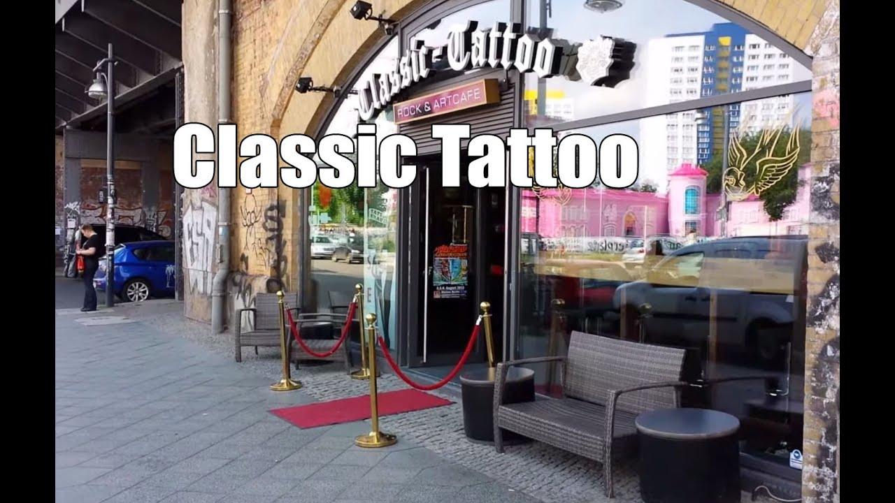 Berlin Tag Und Nacht Tattoo