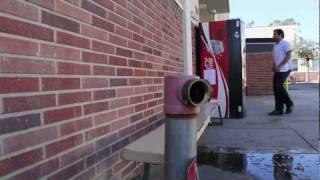Vending Machine Attack