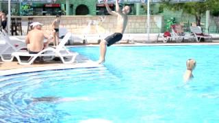 Наконец я побывала в аквапарке:) (Бердянск 2013)