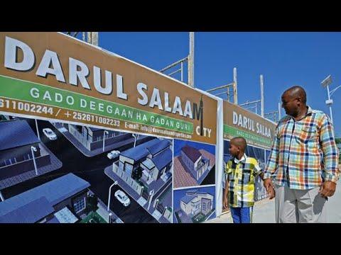 DAARU SALAAM SCHOOL, IN DARU-SALAAM CITY, MOGADISHU, SOMALIA