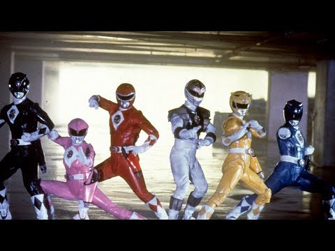 Power Rangers Vs Tengu Warriors