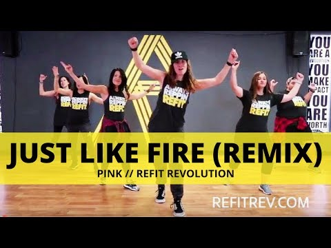 """Just Like Fire"" (Remix) 