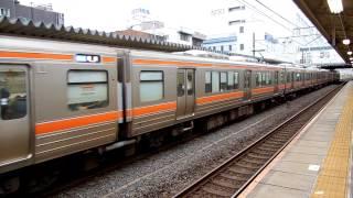 313系快速豊橋行 大垣発車