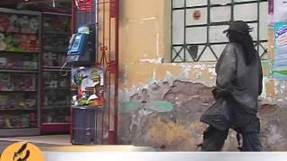 Reportaje: Locura al ataque. Los enfermos mentales en Arequipa
