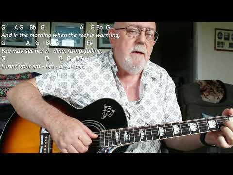 Guitar Arabella Including Lyrics And Chords Youtube