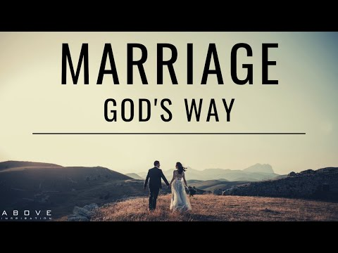 God's Guide for Marriage - Christian Marriage & Relationship Advice