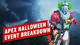 Apex Legends: 'Fight or Fright' Halloween Event Breakdown