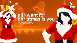 Just Dance 2020: All I Want For Christmas Is You by Mariah Carey | Fanmade