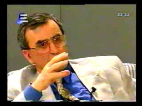 Besim Tibuk - Kanal E Haftanın sohbeti- Kaset 2 Bölüm 4 .14.05.1996