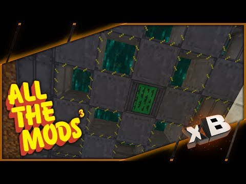 Extreme Reactor Power! :: ALL the Mods 3! :: Ep 22