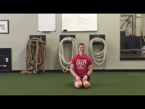 The One Arm One Leg Push-up, The OAOL Push up