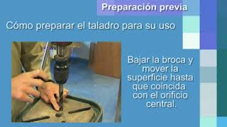 Taladro vertical | | UPV