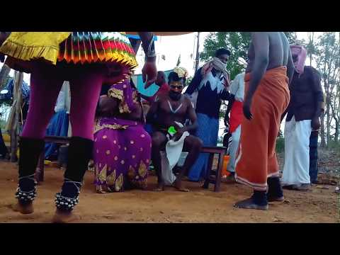 Funny marriage Tamil comedy therukoothu 18+......