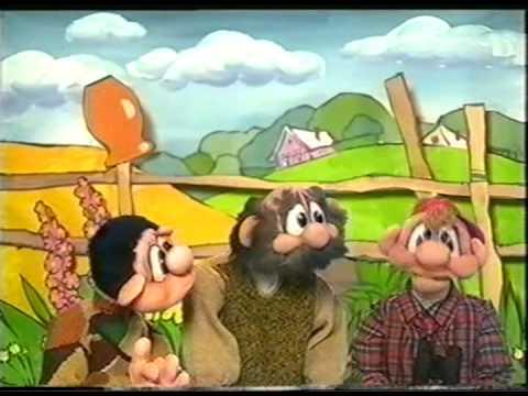 В гостях у бабушки христианский мультфильм
