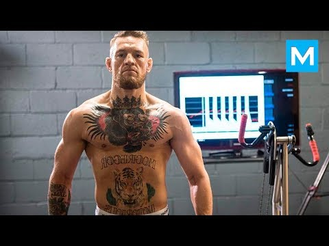 Thumbnail: Conor Mcgregor Training for Floyd Mayweather | Muscle Madness