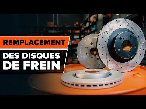 Comment changer les disques de frein de votre voiture [TUTORIEL AUTODOC]