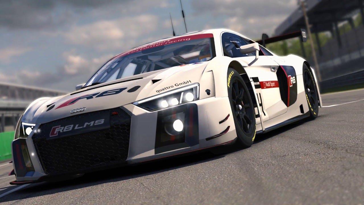 Audi R8 Lms Gt3 Iracing Com Iracing Com Motorsport Simulations