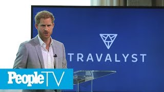Prince Harry Reveals 7-Year-Old Boy Inspired His Green Travel Initiative | PeopleTV