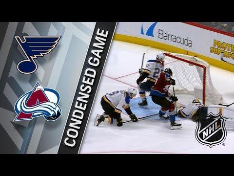 St. Louis Blues vs Colorado Avalanche apr 7, 2018 HIGHLIGHTS HD