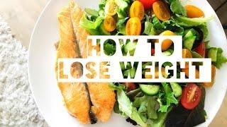 Как похудеть к лету? Правильное питание