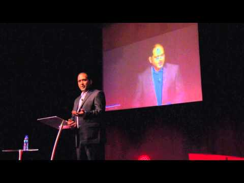 Making waves -- creating a global culture of innovation | Amish Parashar | TEDxWanChai