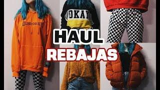 SUPER HAUL REBAJAS Y NUEVA COLECCIÓN - Pull&Bear, Bershka, HyM...